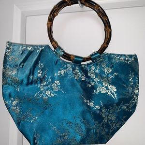 Asian Art Statement Bag